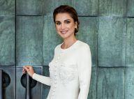 Rania de Jordanie rayonnante pour ses 50 ans : rare portrait de famille