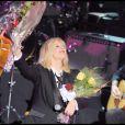 Sylvie Vartan en concert à l'Olympia le 19 septembre 2009