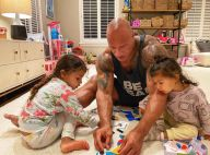 Dwayne Johnson : Ses deux petites filles et lui ont contracté le coronavirus