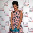 Lily Allen aux Elle Style Awards à Londres le 12/02/08