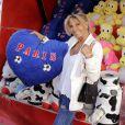 """Exclusif - Caroline Margeridon - Inauguration de la Fête à Neuneu au profit de l'association """"Innocence En Danger"""" au Bois de Boulogne à Paris, France, le 4 septembre 2020. © Cédric Perrin/Bestimage"""