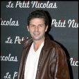 Frédéric Taddéï lors de la première du Petit Nicolas le 20 septembre 2009 à Paris