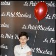 Maxime Godart lors de la première du Petit Nicolas le 20 septembre 2009 à Paris