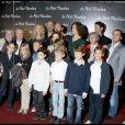 L'équipe du film lors de la première du Petit Nicolas le 20 septembre 2009 à Paris