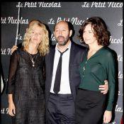 Kad Merad entouré de Valérie Lemercier et Sandrine Kiberlain... non loin d'une Géraldine Pailhas amoureuse et radieuse !