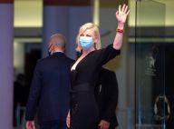Cate Blanchett, Ludivine Sagnier : Jurés stylés en robes noires à Venise