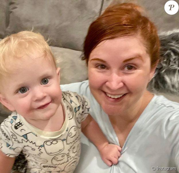 Shanna Hogan, auteure de romans policiers à succès, est décédée après avoir été victime d'un accident, alors qu'elle se trouvait dans sa piscine avec son bébé de 15 mois. Transportée à l'hôpital, elle n'a pas survécu à ses blessures. Ici sur Instagram.