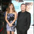 Jennifer Garner et Ricky Gervais au Grauman's Chinese Theatre de Los Angeles (21/09/09)