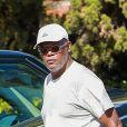 Exclusif - Samuel L. Jackson va faire ses courses à Beverly Hills le 28 février 2020.
