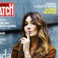 """Line Renaud dans le magazine """"Paris Match"""" sur 24 septembre 2020."""