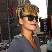 Rihanna... de plus en plus destroy en blonde !
