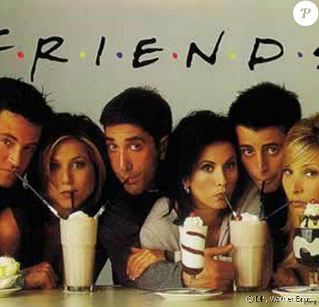 Dans la série Friends, les personnages se retrouvent quotidiennement au Central Perk.