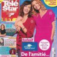 Retrouvez l'interview d'Anne Caillon dans le magazine Télé Star n° 2296 du 28 septembre 2020.