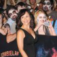 Rosie Perez à la première de Zombieland au Grauman's Chinese Theatre à Hollywood le 23 septembre 2009