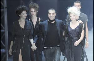 Quand Pixie Geldof et Daisy Lowe défilent pour une collection très rock...