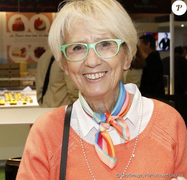 """Mercotte, Présidente du concours amateurs """"Paris, mon amour"""" - Inauguration du 2ème salon de la pâtisserie à la Porte de Versailles, Paris. © Marc Ausset-Lacroix/Bestimage"""