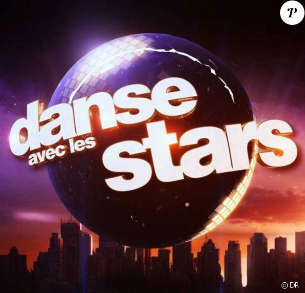 """Logo de l'émission """"Danse avec les stars""""."""