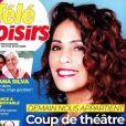 Retrouvez l'intervieux de Samira Lachhab dans le magazine Télé Loisirs, n° 1807 du 12 octobre 2020.