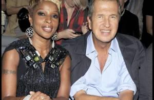 Quand Mary J. Blige se rend au défilé Gucci... elle est au top !