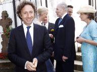 Stéphane Bern et Charles-Philippe d'Orléans : concours d'élégance dans le pays basque !