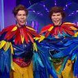 """Les Perroquets démasqués dans """"Mask Singer 2020"""" le 24 octobre, sur TF1"""