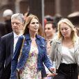 India Oxenberg et Catherine Oxenberg se rendent au Brooklyn Federal Court le 18 juin 2019