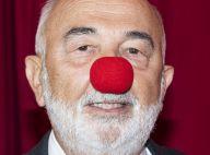 """Gérard Jugnot clownesque et """"dingue"""" du Cirque Bouglione"""