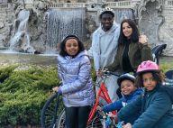 Blaise Matuidi : Sa nouvelle vie avec Isabelle et leurs trois enfants aux États-Unis