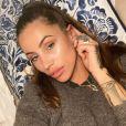 """Gaëlle Garcia Diaz, youtubeuse beauté à qui appartient la marque """"Martine Cosmetics"""", en guerre avec la star de télé-réalité Maeva Ghennam."""
