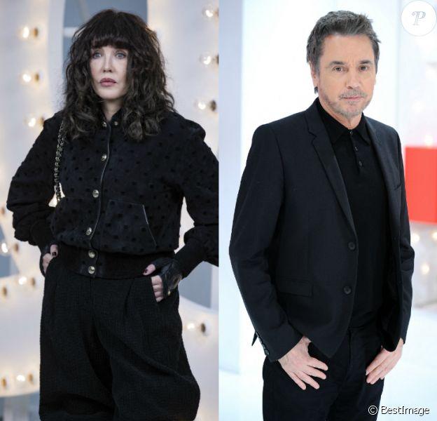 Retour sur la rupture d'Isabelle Adjani et Jean-Michel Jarre.
