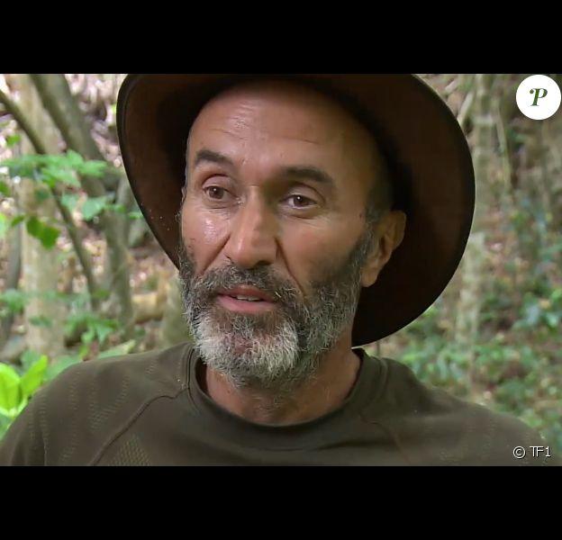 """Laurent dans """"Koh-Lanta, Les 4 Terres"""" sur TF1."""
