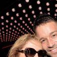 Exclusif - Loana Petrucciani et son compagnon Phil Storm - Personnalités à la Villa Schweppes lors du 70ème Festival International du Film de Cannes Le 25 mai 2017