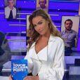 """Audrey Bouetté, nouvelle chroniqueuse de """"Touche pas à mon poste""""."""