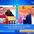 Jean-Luc Reichmann prend la défense de son maître de midi, Léo, après qu'il ait été critiqué sur les réseaux sociaux - TF1, Les 12 coups de midi