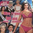 Couverture du hors-série de Ici Paris sur les Miss France