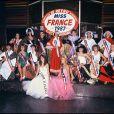 Archives - Valérie Pascale, Miss France 86 - Élection de Miss France 1987 à Bordeaux