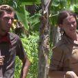 """Brice et Alexandra dans l'épisode de """"Koh-Lanta 2020"""" du 20 novembre, sur TF1"""