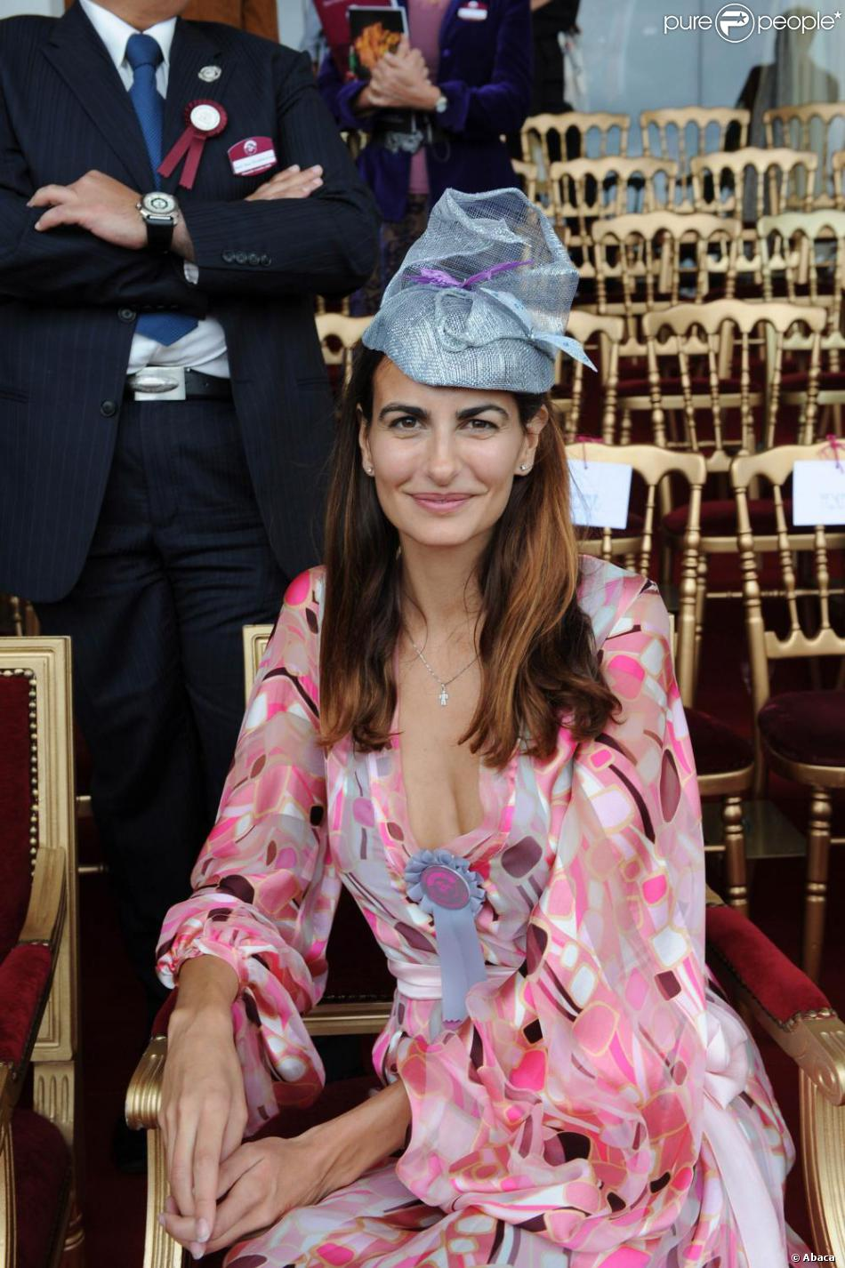 Irene Salvador Au Qatar Prix De L U0026 39 Arc De Triomphe  04  10
