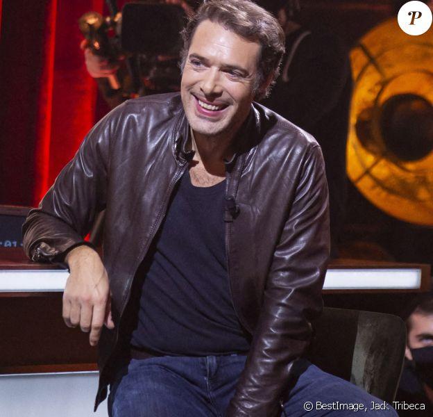 """Exclusif - Nicolas Bedos - Enregistrement de l'émission """"On est presque en direct"""" (OEED) présentée par L. Ruquier et diffusée sur France 2. @ Jack Tribeca / Bestimage"""