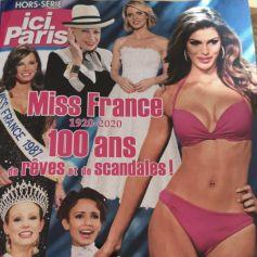 """Couverture du nouveau hors-série de """"Ici Paris"""""""