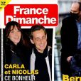 """""""France Dimanche"""", édition du 20 novembre 2020."""