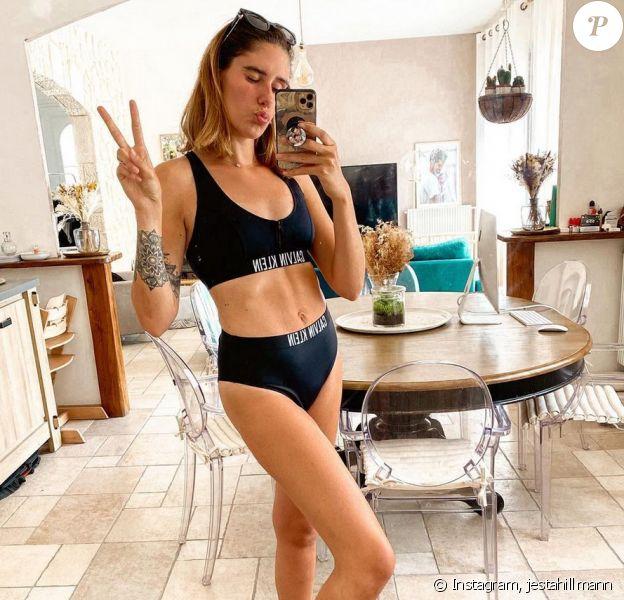 Jest Hillmann (Koh-Lanta) enceinte de son deuxième enfant - Instagram