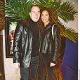 """Christophe et Julie Mercy, ex-candidats de """"Loft Story""""."""