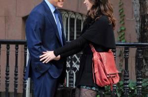 La belle Emily Blunt exhibe ses jolies gambettes... face au charismatique Matt Damon !
