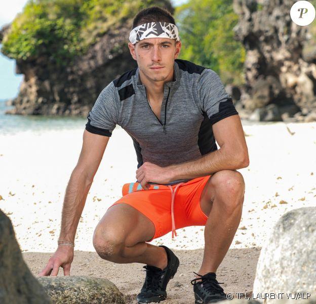 """Dorian, candidat de """"Koh-Lanta, Les 4 Terres"""", photo officielle"""