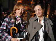 Sylvie Testud : une Parisienne de choc pour un défilé... so chic !