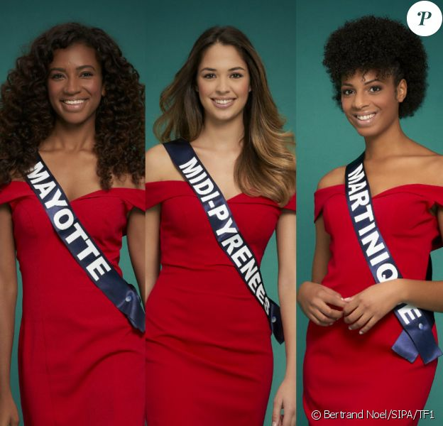 Miss France 2021 : Photos officielles des 29 candidates