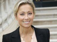 """Anne-Sophie Lapix """"un sourire narquois à l'antenne"""" : affectée par la critique, elle répond"""