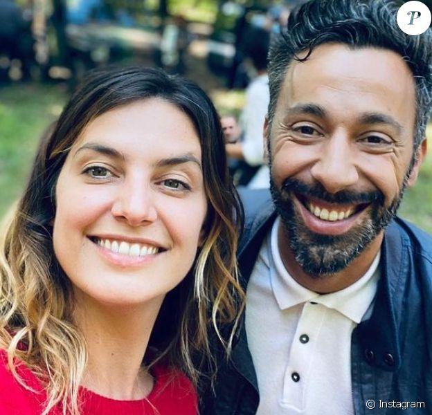 Laetitia Milot et son mari Badri