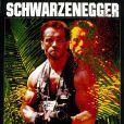 L'affiche de  Predator , en 1986 !